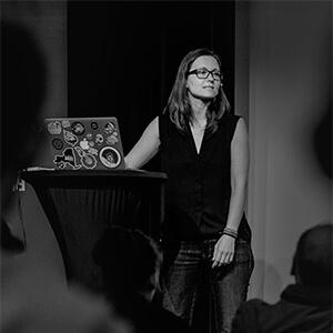 Sonja Leix - WordCamp Bilbao