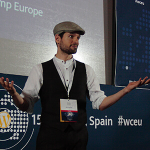 Joan Boluda - WordCamp Bilbao