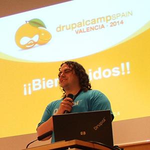 Ruben Egiguren - WordCamp Bilbao