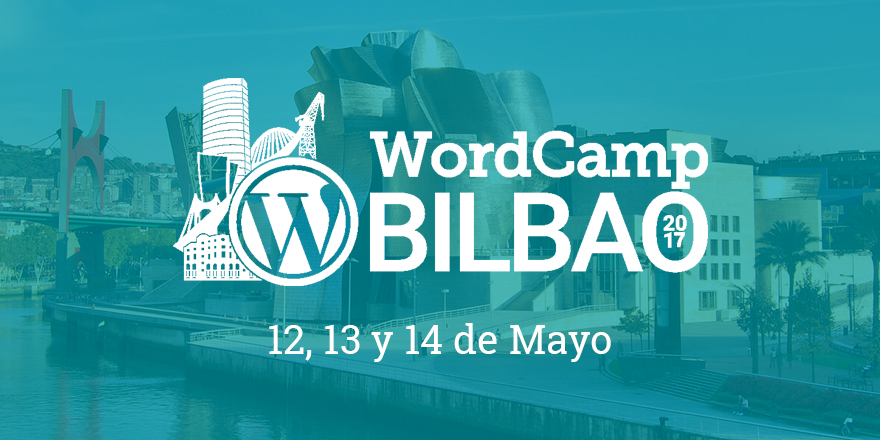 WordCamp Bilbao 2017