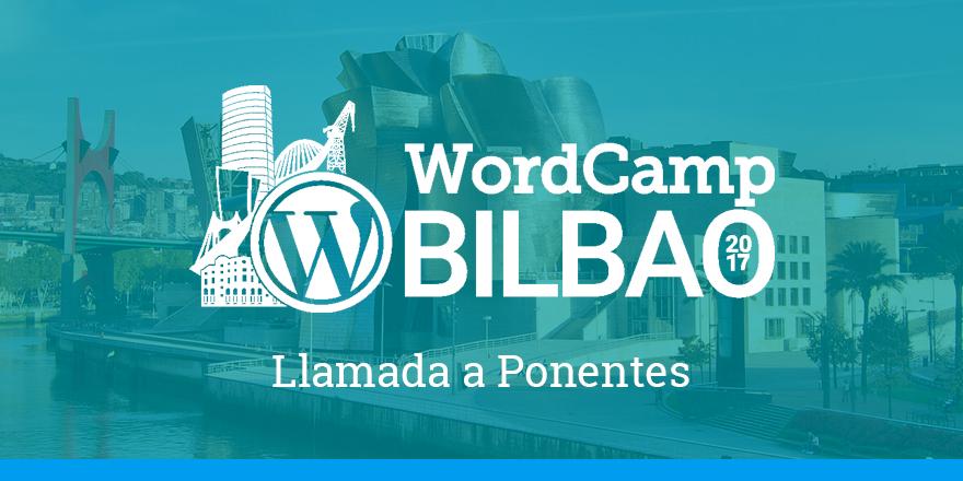 Llamada a Ponentes - WCBilbao 2017
