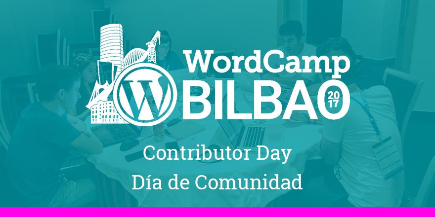Día de Comunidad - WordCamp Bilbao