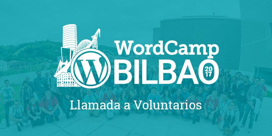 Llamada a Voluntarios - WordCamp Bilbao
