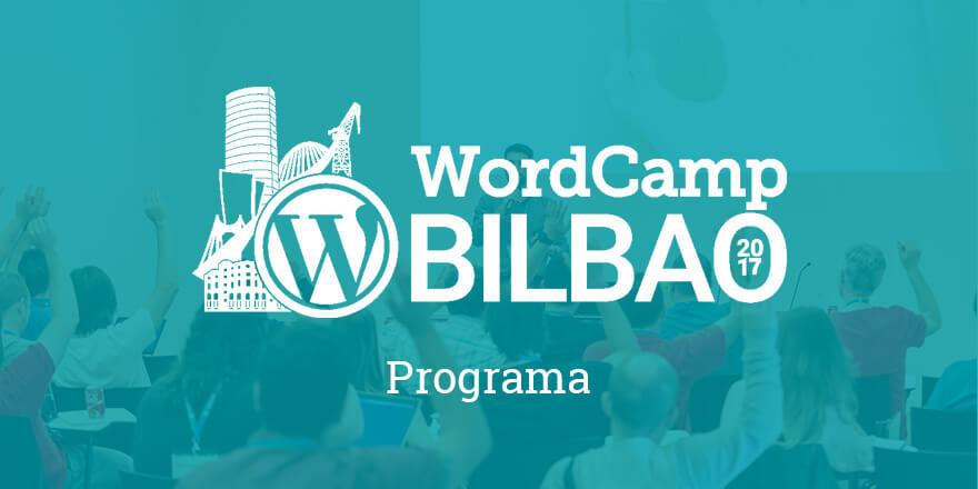 Programa - WordCamp Bilbao 2017