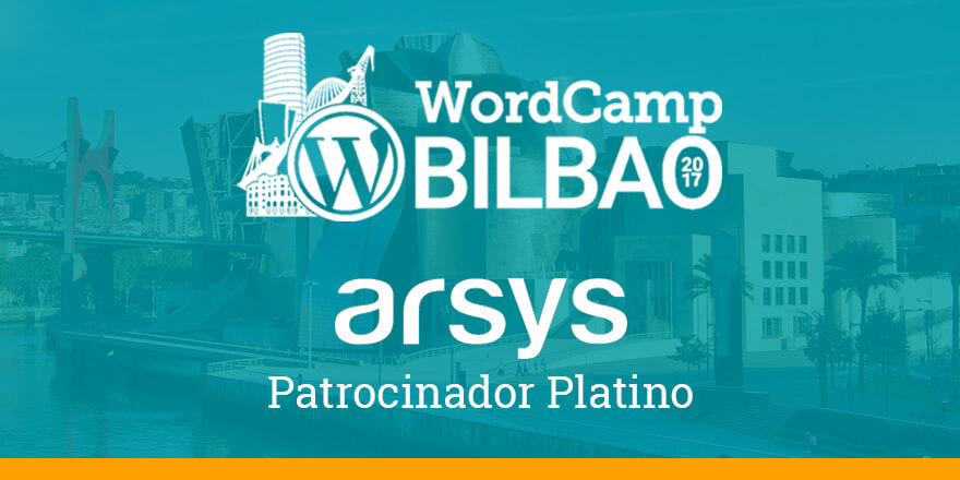 Arsys - WordCamp Bilbao 2017