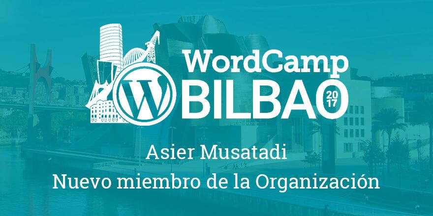 Asier Musatadi - WordCamp Bilbao