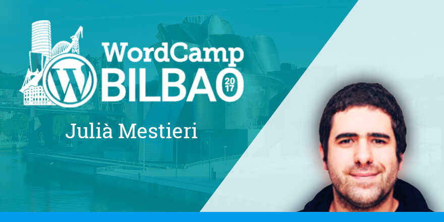 Julia Mestieri - WordCamp Bilbao