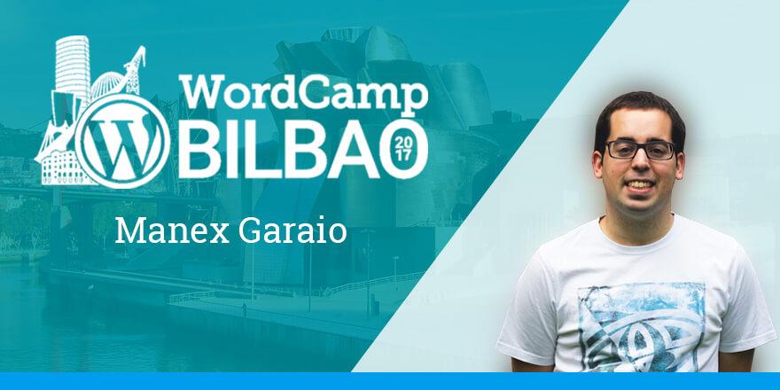 Manex Garaio - WordCamp Bilbao