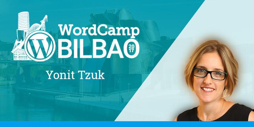 Yonit Tzuk - WordCamp Bilbao