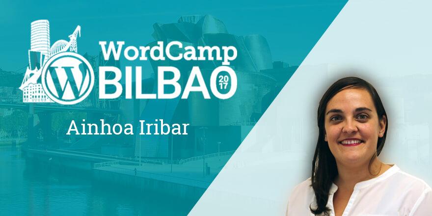 Ainhoa Iribar - WordCamp Bilbao